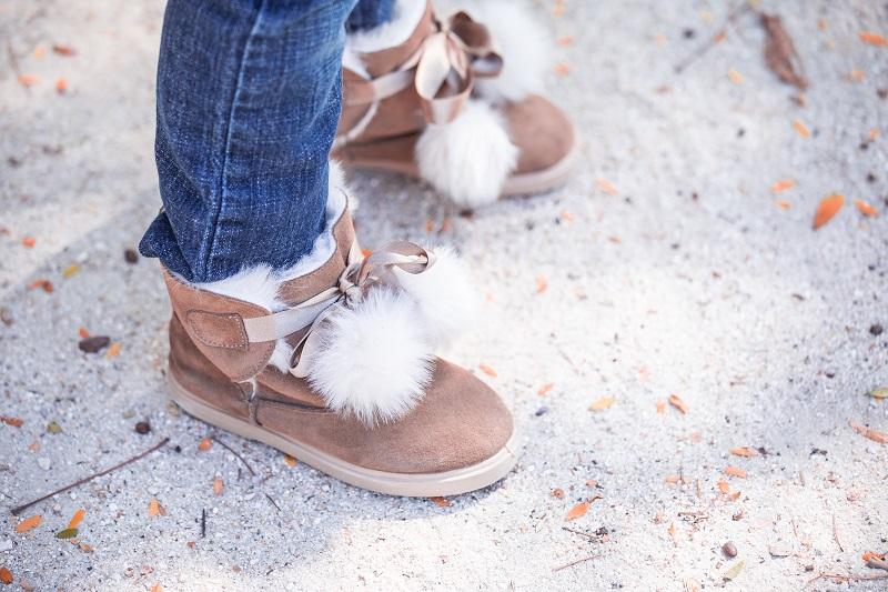 Comment nettoyer vos bottes fourrure Pisamonas