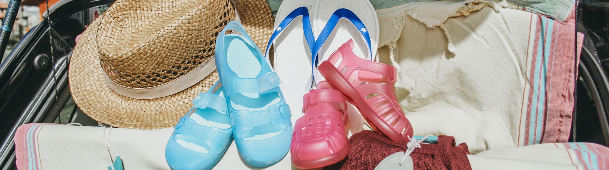 Sandales et Tongs