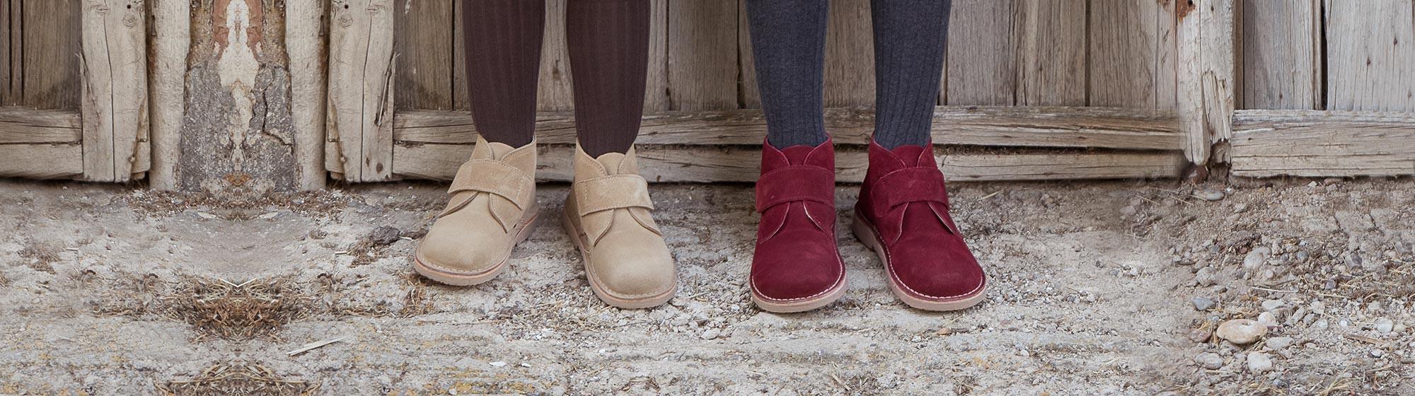 Bottines Chukka Desert Boots