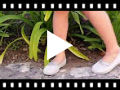 Video from Ballerines fille style ballet effet brillant