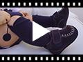 Video from Bottillons à scratch pour bébé en cuir suédé