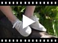 Video from Blucher en toile avec base Espadrille