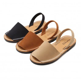 Sandales Avarcas Nubuck