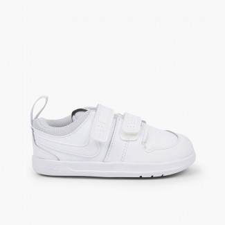 Baskets Sport Nike- petites tailles Blanc