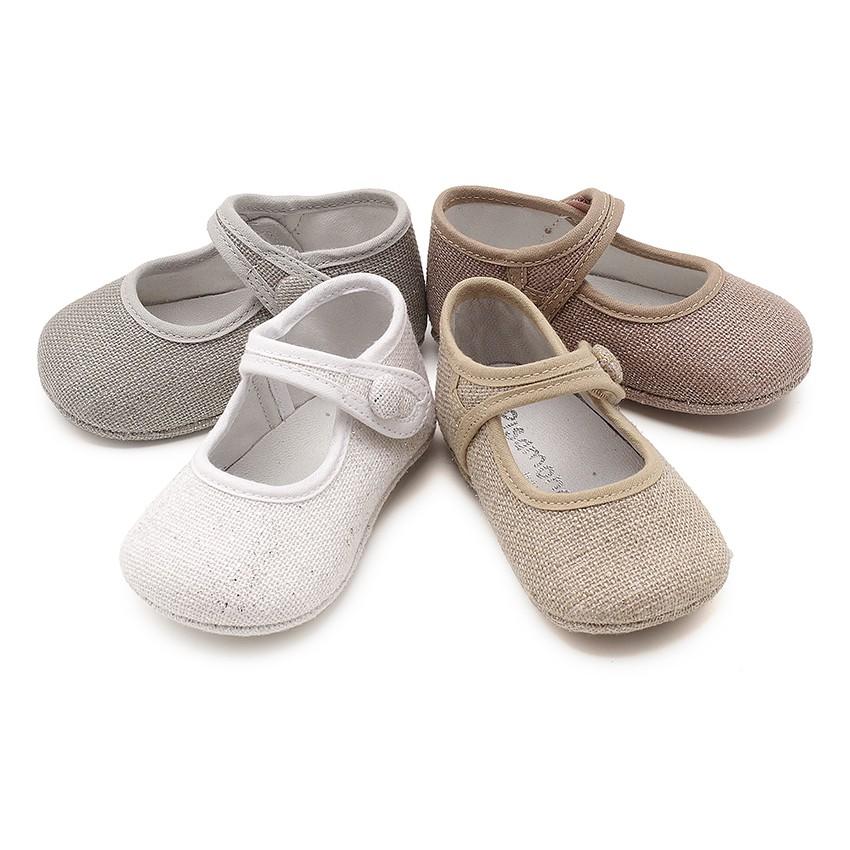 Babies Pour Bébé en Lin Avec à scratch