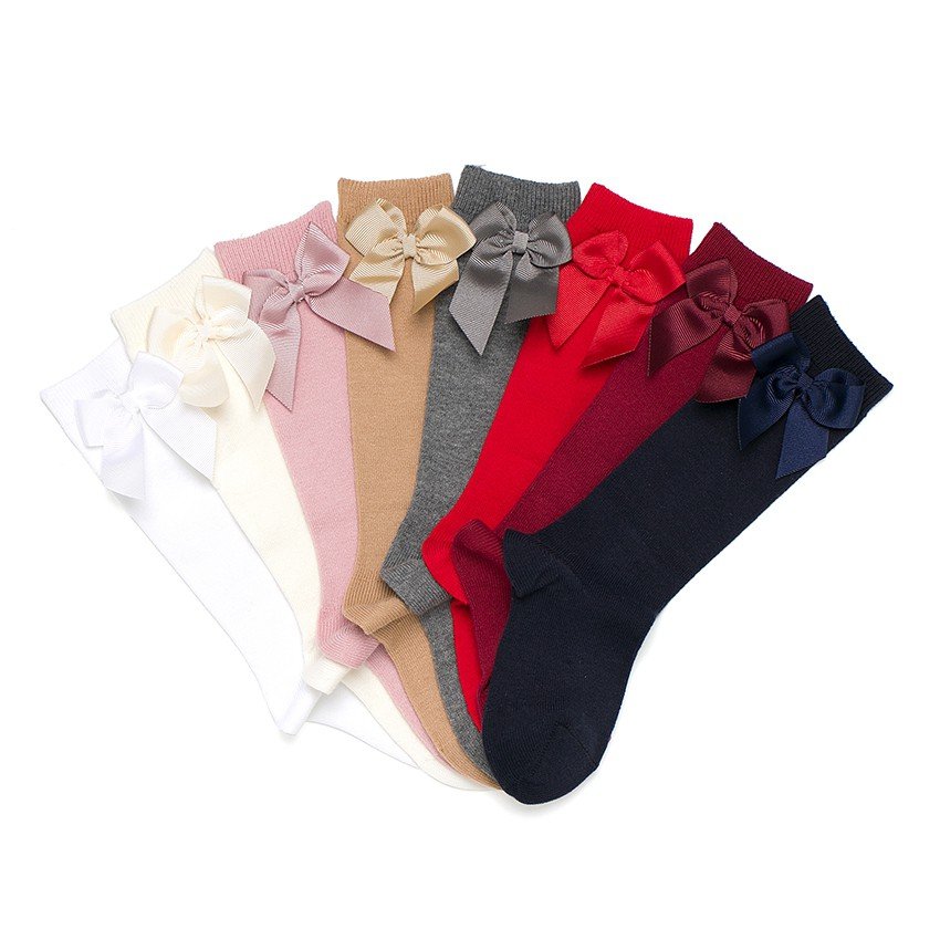 Chaussettes Hautes Condor Coton avec ruban
