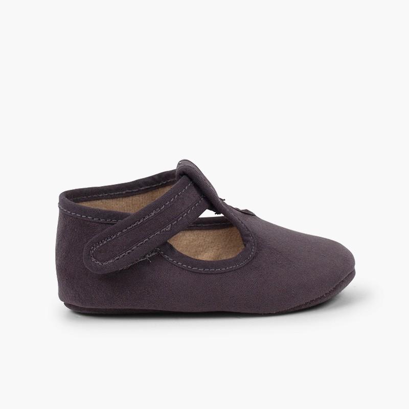 Chaussures Salomé bébé enfant serratex à scratch