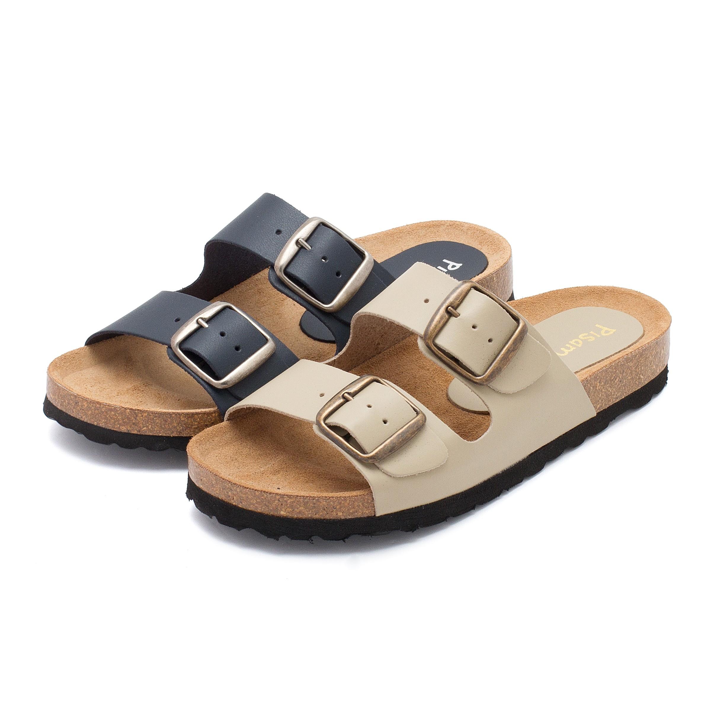 Sandales Bio à Boucle pour Garçon