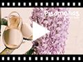 Video from Sandales Avarcas en cuir nappa