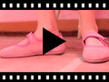 Video from Babies en suède avec Velcro