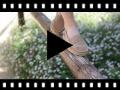 Video from Mocassins en suède avec masque Norteñas