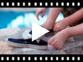 Video from Espadrilles avec Élastique pour Enfant