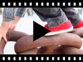 Video from Baskets en Toile avec Scratchs pour Enfant