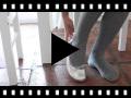 Video from Ballerines de Couleurs pour femme et enfant en Cuir