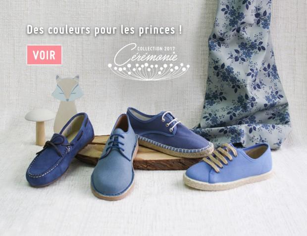 Chaussures Cérémonie Garçon 2017