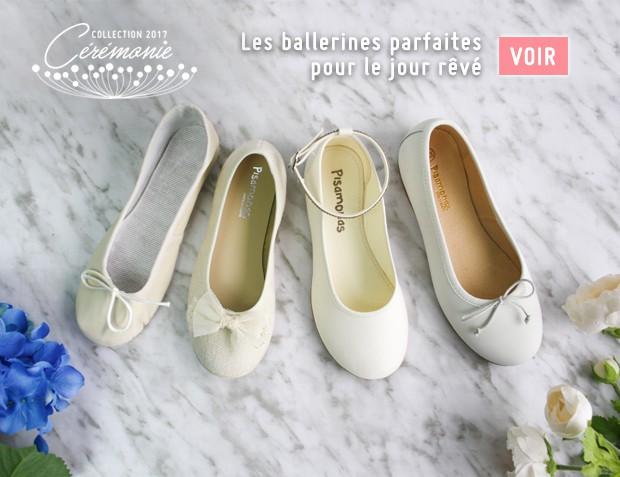 Chaussures Cérémonie Fille 2017