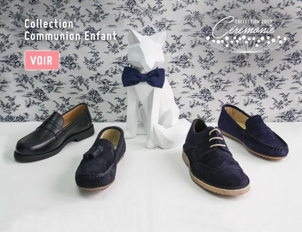 Chaussures Garçon Cérémonie 2017