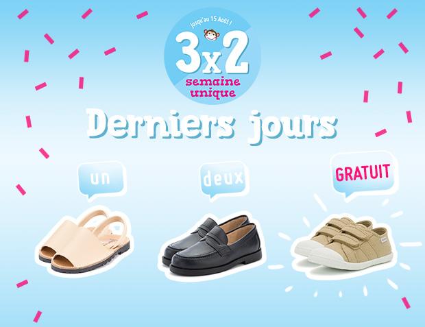 Chaussures Garçonn