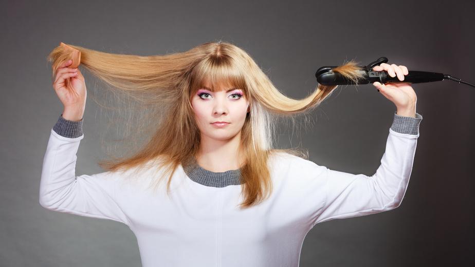 Types de lissage pour les cheveux