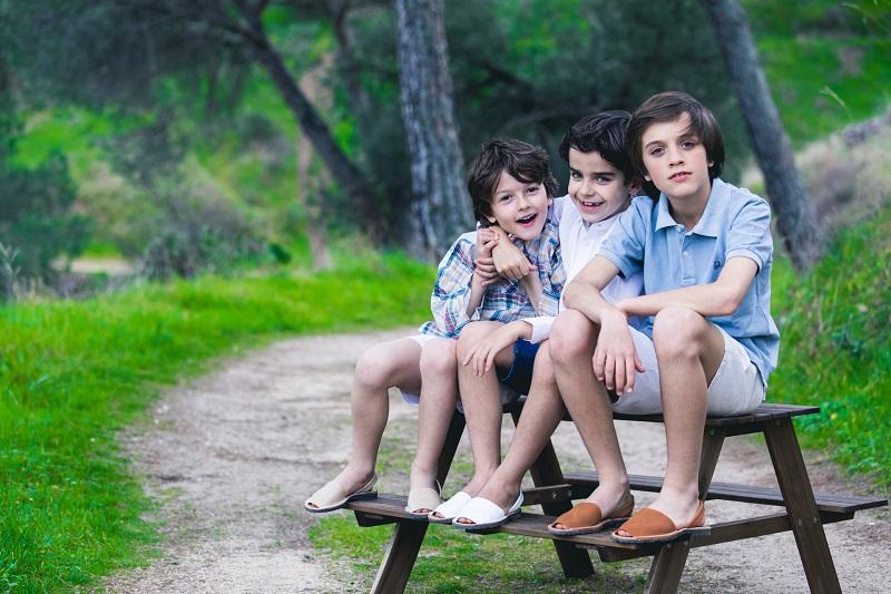 Abarcas pour Enfants et Adultes