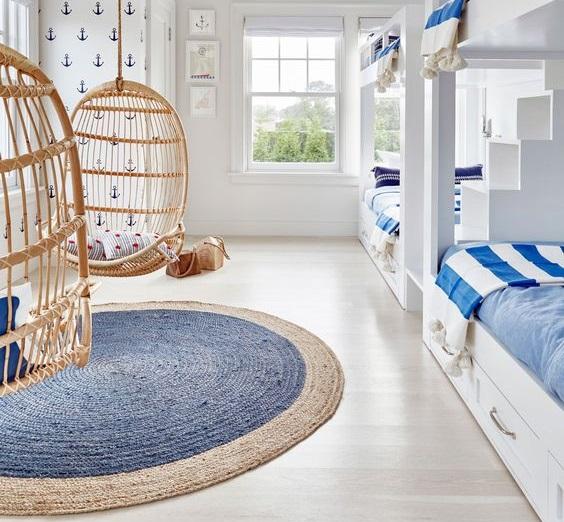 Idées de décoration pour une chambre d'enfant