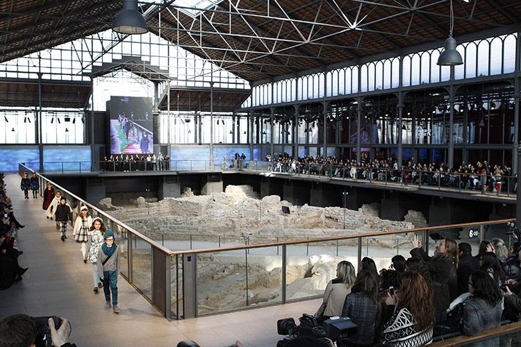 Pisamonas en la pasarela Barcelona Fashion 2014 con Condor!