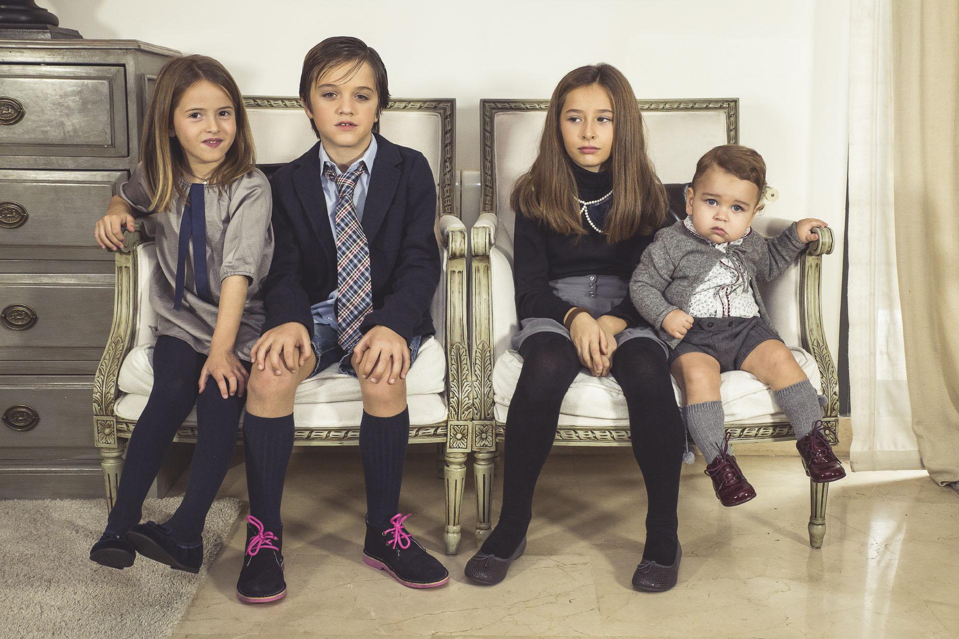Souliers pour enfants classiques pour occasions spéciales