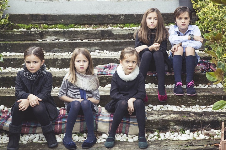 Looks Enfants Colection Hiver 2014 Pisamonas