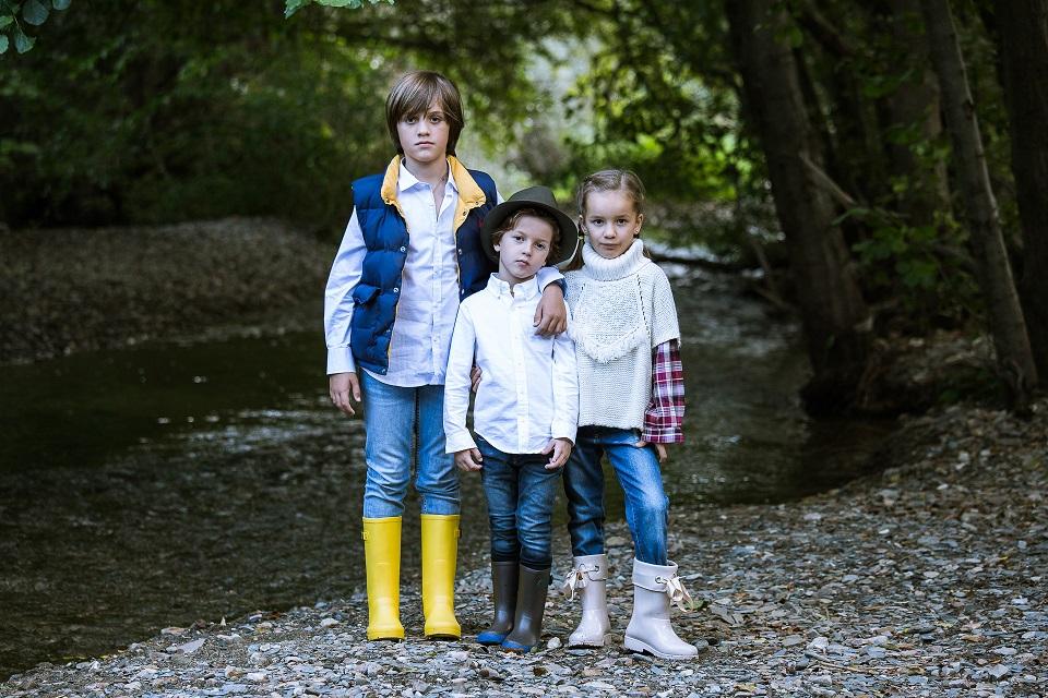 Botas de agua para niños online