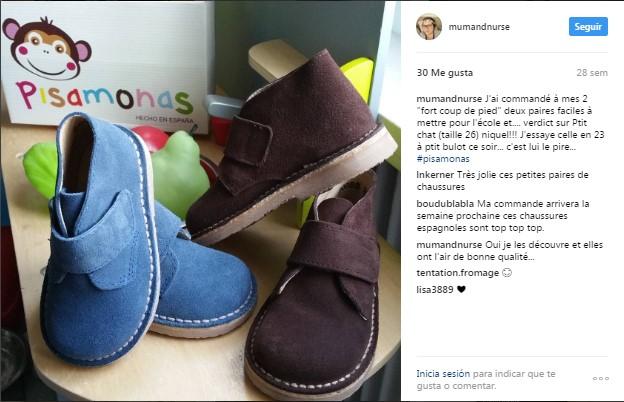 Instagram pisamonas achat